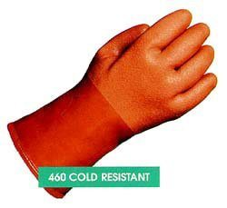 Rock Climbing Photo: Atlas Cold-resistant gloves... totally waterproof ...