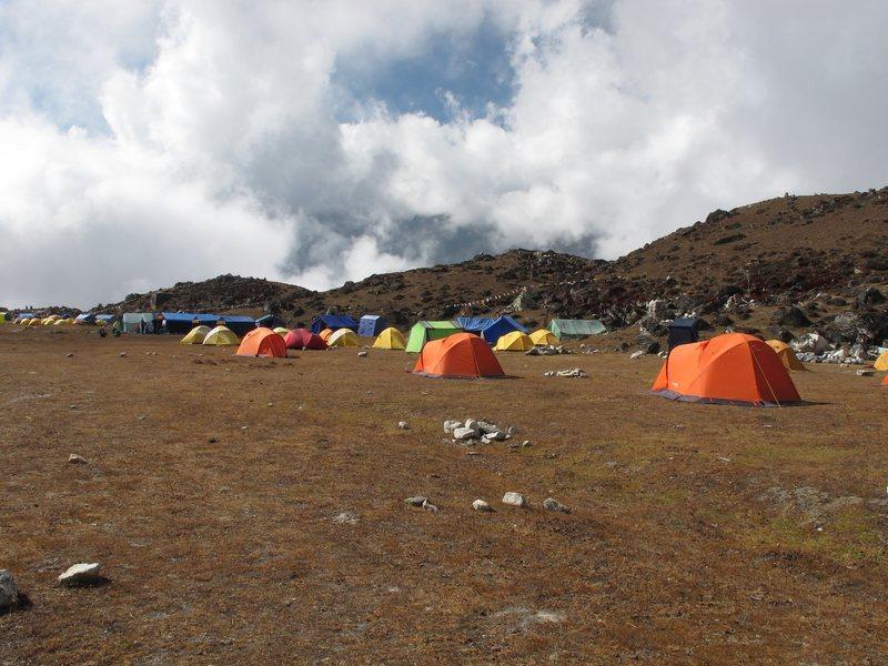 Ama Dablam Base Camp