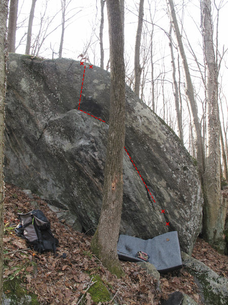 Rock Climbing Photo: Pleasure Palace