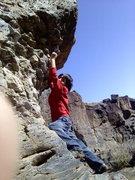 Rock Climbing Photo: Still Climbing