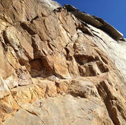 Rock Climbing Photo: Clean picture of the climb.
