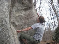 Rock Climbing Photo: V2?