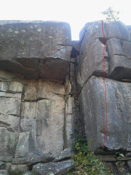 Rock Climbing Photo: Naysayer 11R