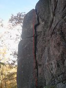 Rock Climbing Photo: My Other Woman is a Hand Crack 5.6