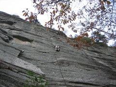 Rock Climbing Photo: Nevermore (5.10b)