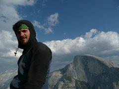 Rock Climbing Photo: Crest Jewel, north Dome