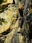 Rock Climbing Photo: I-Beam