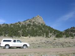 Rock Climbing Photo: Elmers Rock