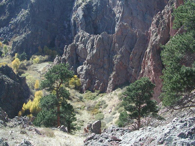 Duck Creek Canyon