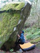 Derek on Classic Overhang