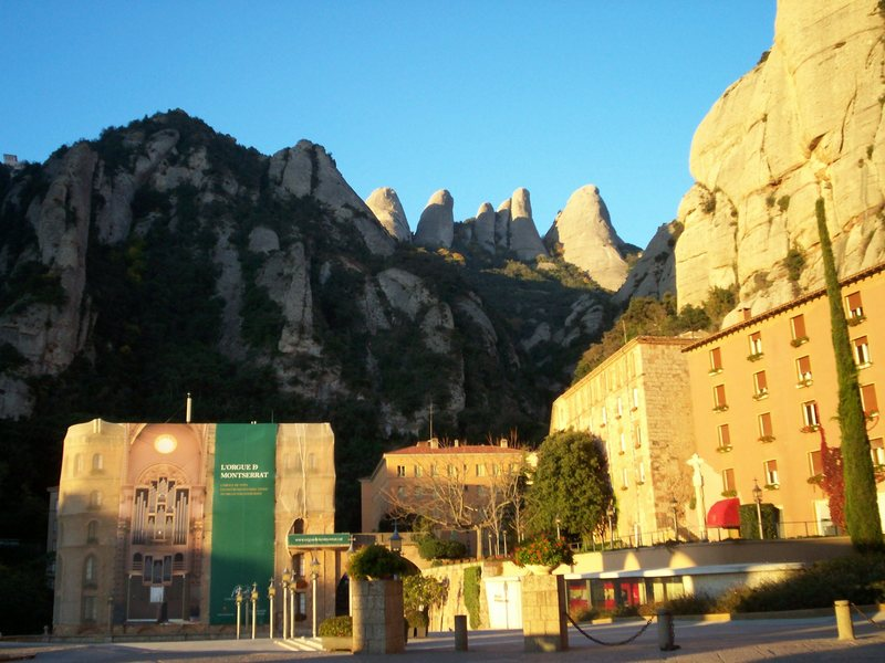 Nice hotel . . .