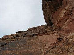 Rock Climbing Photo: abbey road