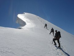 Rock Climbing Photo: Breithorn