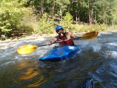 Rock Climbing Photo: Kayaking