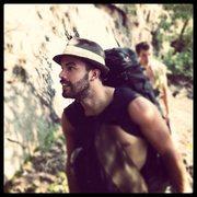 Rock Climbing Photo: Hiking at Crowders  Crowders Mountain State Park, ...