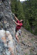 Rock Climbing Photo: Trail Creek - Sun Valley, Idaho