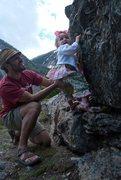 Rock Climbing Photo: Trail Creek  Sun Valley, Idaho