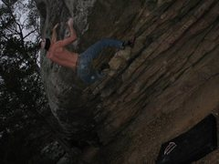 Rock Climbing Photo: right off the road