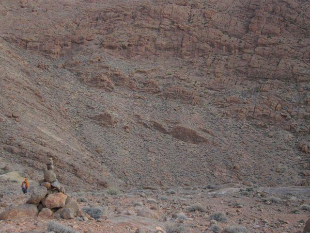 Rock Climbing Photo: the walkoff
