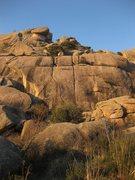 Rock Climbing Photo: Moro Sector, Cancho De Los Brezos