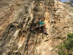 Rock Climbing Photo: Sporty day in Mijas, southern Spain!