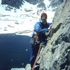 High on the west ridge of Musembeah, 1986