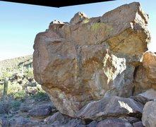 Rock Climbing Photo: Son of Broken Rubber, NW face.
