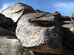 Rock Climbing Photo: Boulders abound in Pima Canyon - South Mountain