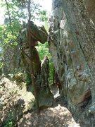 Rock Climbing Photo: Trundlasaurus Wall  NoExperienceNecessary(5.6)trad...