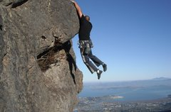 Rock Climbing Photo: Just Hanging Out