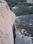 Rock Climbing Photo: last 20'
