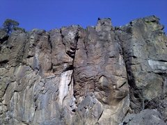 Rock Climbing Photo: lets preserve it