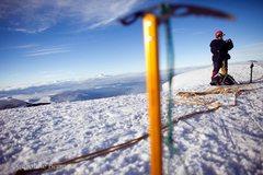 Rock Climbing Photo: Cotopaxi Summit