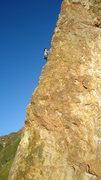 Rock Climbing Photo: a sweet arete