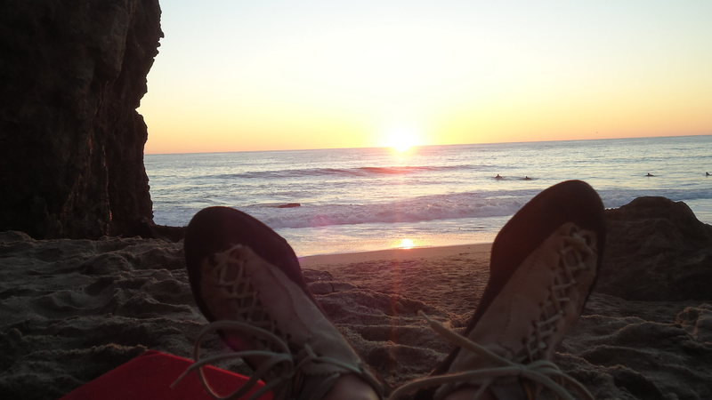 climb till the sun sets