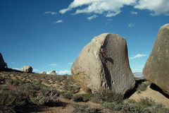Rock Climbing Photo: Grandma Peabody Bishop, CA