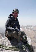 Rock Climbing Photo: Summit of Torre Principal, Frey, Argentina.