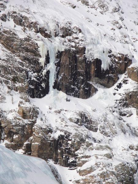 Rock Climbing Photo: Hot Doggie.