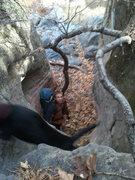 Rock Climbing Photo: Waterfall area in sedona