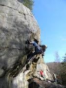 Rock Climbing Photo: Rambo