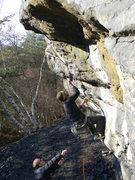 Rock Climbing Photo: Rambo Direct