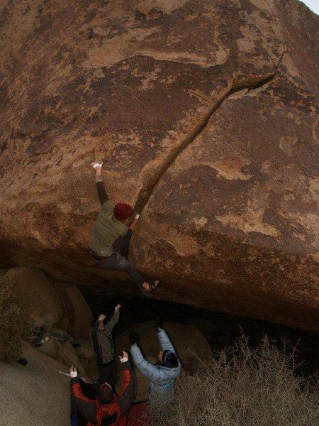 Rock Climbing Photo: bobs4