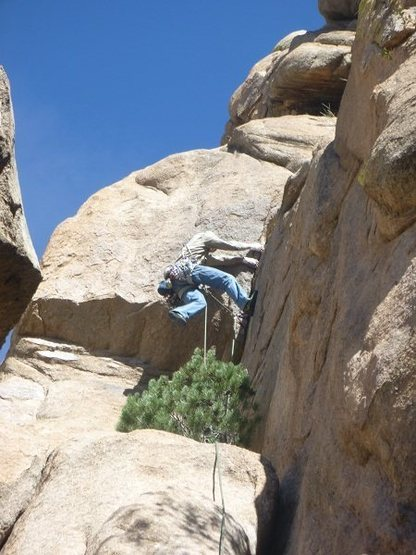 Rock Climbing Photo: Greg Kay Sending