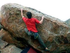 Rock Climbing Photo: WUBs