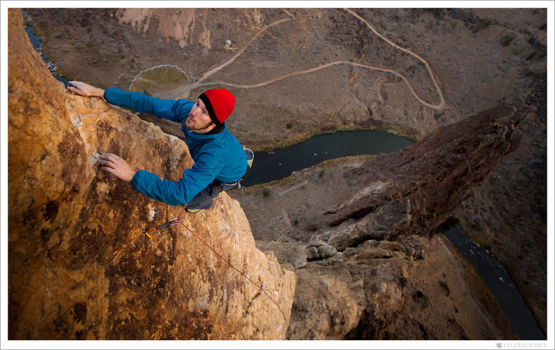Rock Climbing Photo: Photo by Tyler Roemer