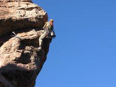 Rock Climbing Photo: Torchraker!!