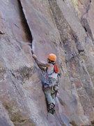 Rock Climbing Photo: Bastille Crack