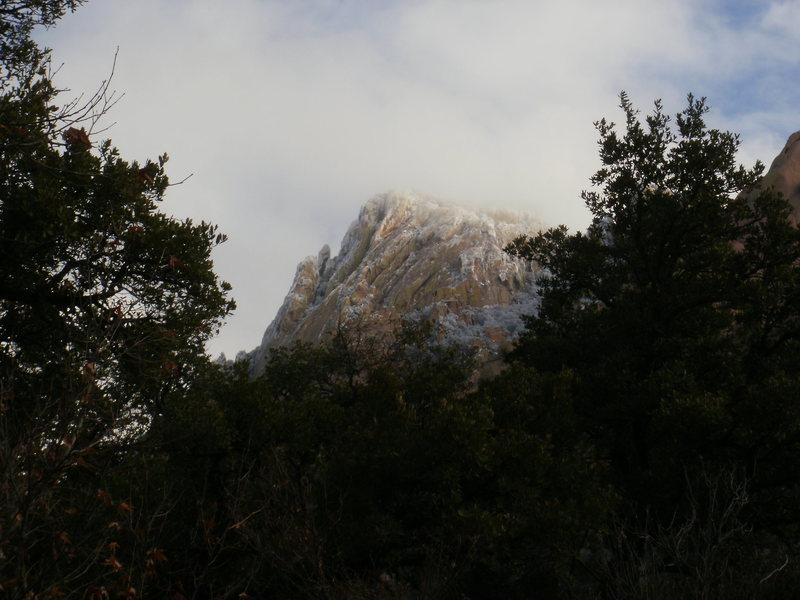Rock Climbing Photo: Cochise Stronghold, AZ