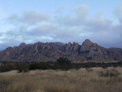 Rock Climbing Photo: Sheapshead, Cochise Stronghold, AZ