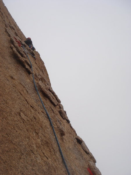 Todd leading pitch 2.